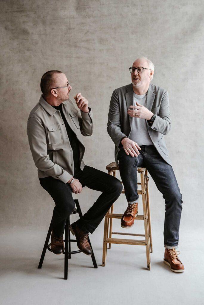 Stefan Gårdh och Rolf Nilsson, Abditum